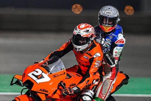 Alex Márquez Iker Lecuona LCR Honda MotoGP Qatar KTM