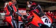 Scott Redding Aruba Racing Ducati WorldSBK