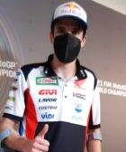 Alex Márquez LCR Honda MotoGP Qatar Test