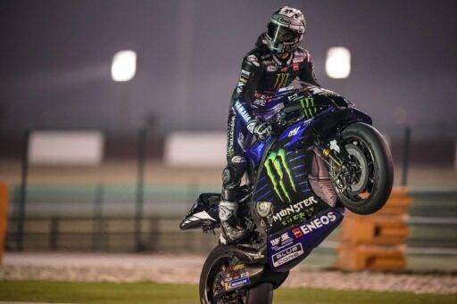 qatar test, motogp, viñales