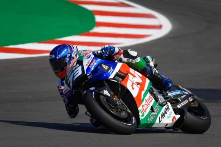 Alex Márquez LCR Honda Marc MotoGP