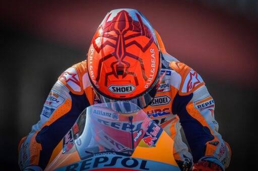 Efrén Vázquez Marc Márquez MotoGP Portimao