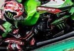 Jonathan Rea WorldSBK Kawasaki Montmeló test