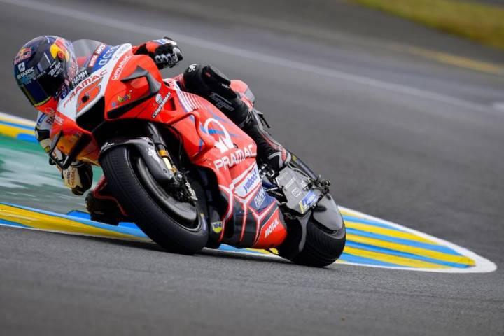 Johann Zarco Pramac Racing Ducati MotoGP