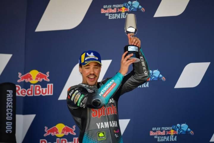 Franco Morbidelli Petronas Yamaha MotoGP Jerez GP España Carlo Pernat