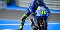 Joan Mir Suzuki Rossi MotoGP