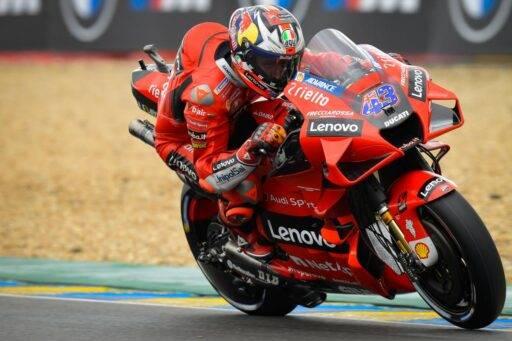 Jack Miller Ducati MotoGP Le Mans GP Francia