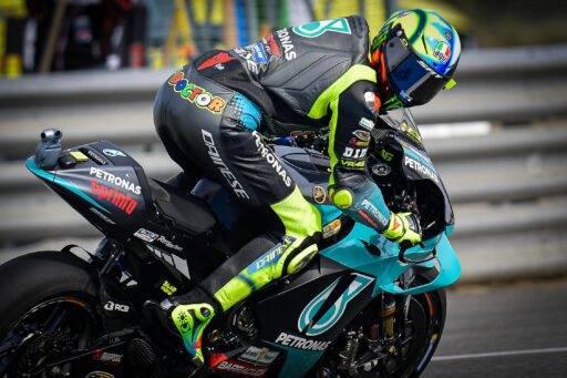 "Efrén Vázquez: ""No creo que sea plato de buen gusto para Rossi estar tan atrás"""