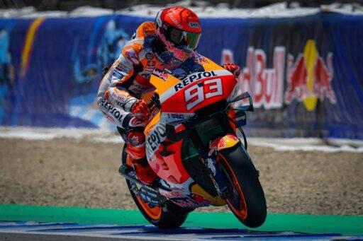 Marc Márquez Repsol Honda MotoGP Jerez GP España Carlo Pernat