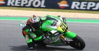 Alonso López Moto 2 FIM CEV