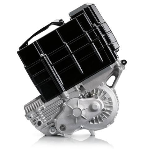 Foto: KTM Oficial - motor eléctrico