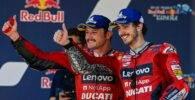 Miller Bagnaia Ducati MotoGP Lorenzo