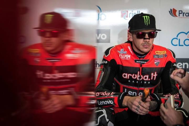 Scott Redding Ducati