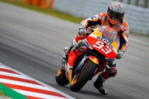 Marc Márquez MotoGP Repsol Honda Catalunya Montmeló Marco Lucchinelli