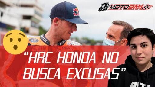 """PUIG: """"HRC Honda NO busca EXCUSAS, y sus PILOTOS TAMPOCO"""" - MotoGP 2021"""