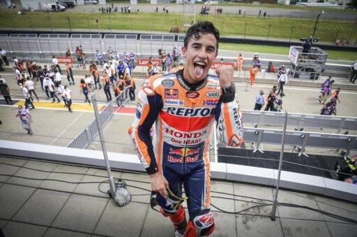 Marc Márquez Repsol Honda MotoGP Sachsenring GP Alemania Emilio Alzamora