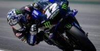 CRÓNICA   Test MotoGP: Viñales lidera seguido de Quartararo
