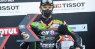 Jonathan Rea Kawasaki Racing Team Misano WorldSBK
