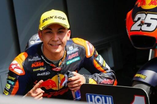 Raúl Fernández KTM