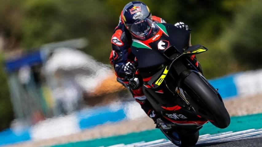 Andrea Dovizioso Aprilia MotoGP