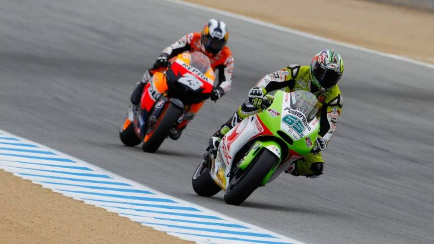 Dani Pedrosa Loris Capirossi MotoGP
