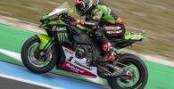 Jonathan Rea Kawasaki Racing Team WorldSBK