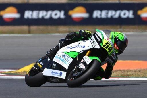 Fermín Aldeguer Moto2 Portimao FIM CEV Repsol