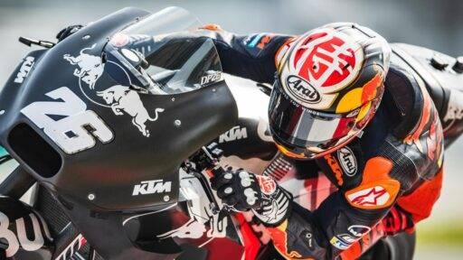 Dani Pedrosa KTM MotoGP Livio Suppo