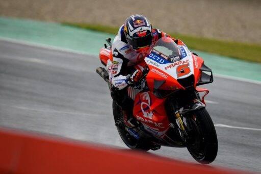 Alex Crivillé Johann Zarco Ducati Pramac Racing MotoGP Austria Red Bull Ring
