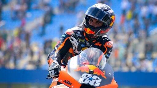 """Beirer: """"Oliveira está compenetrado con la KTM"""""""