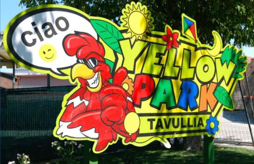 yellow park, motogp, rossi