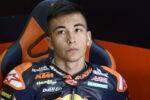 Raúl Fernández KTM Moto2