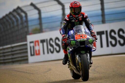 Fabio Quartararo Yamaha MotoGP