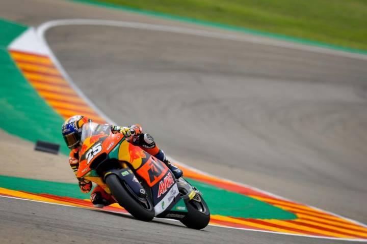 Raúl Fernández Moto2 KTM MotorLand Aragón