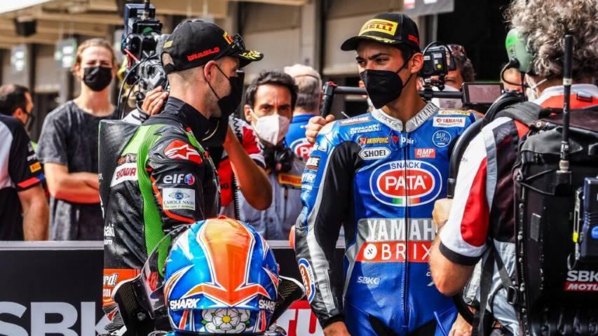 Toprak Razgatlioglu Yamaha WorldSBK Jerez Jonathan Rea Barcelona Montmeló Kawasaki