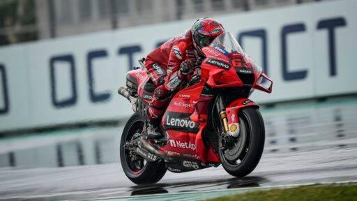 Pecco Bagnaia MotoGP Misano GP San Marino Ducati