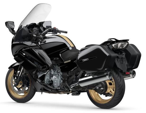 Foto: Yamaha Oficial - FJR1300