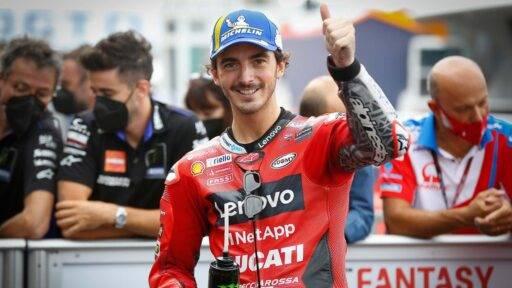 Pecco Bagnaia Ducati MotoGP Misano GP San Marino