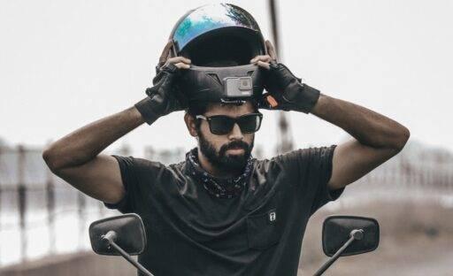 cámaras, motos de calle