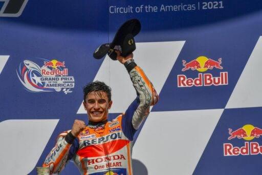 Marc Márquez MotoGP Repsol Honda